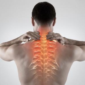 Breuss Massage (Wirbelsäulenmassage)